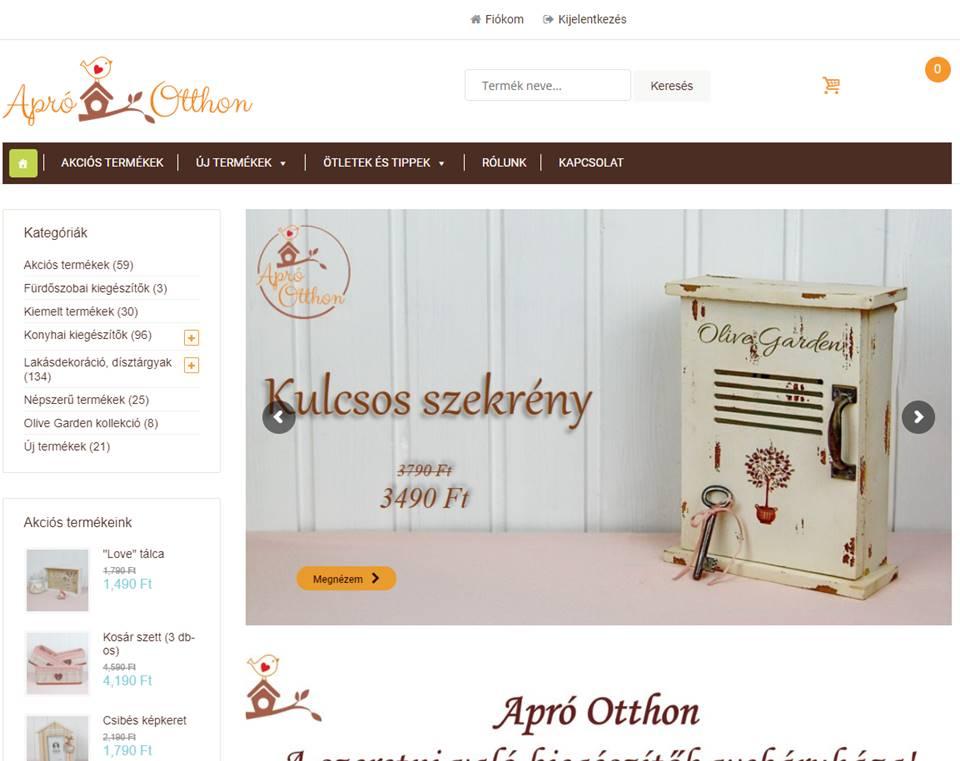 aprootthon webáruház